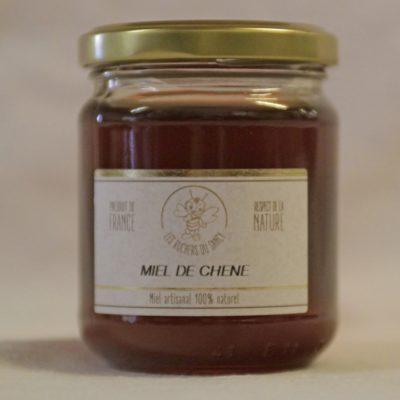 Les ruchers du Sancy miel de chene 250g